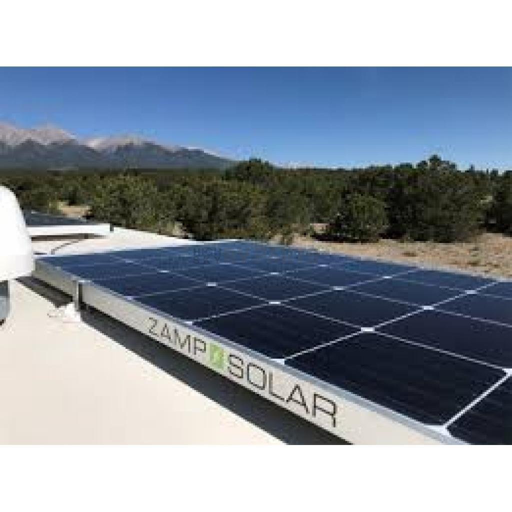 Zamp Solar Flexible Expansion Panel Kit 100 Watt Zs Ex