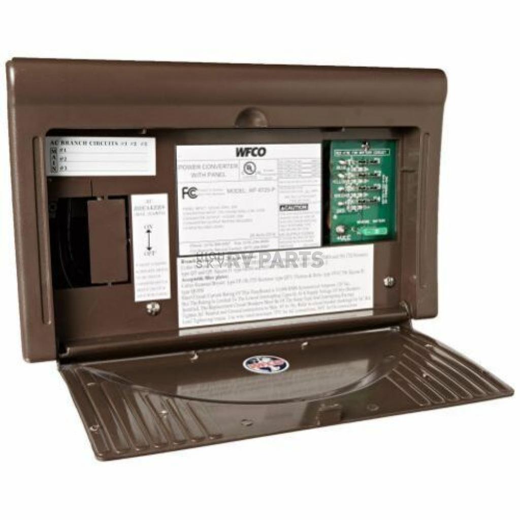 Arterra WF-8700-PDO Door for WFCO Converter