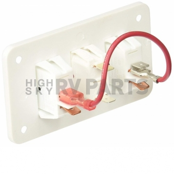 Dual Switch for Airstream Gas/Electric Water Heater 690417-05-2