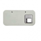 Dometic Access Door for Atwood 85-II/ 85-III/ 89-I/ 89-II Furnaces Bright White - 35101