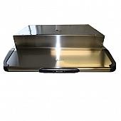 Baraldi Range Hood - Stainless Steel 512210