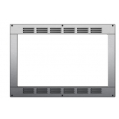 Contour Convection Microwave Trim kit - Stainless Steel - 690728-02