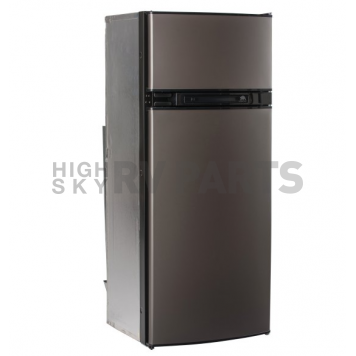 Norcold Refrigerator / Freezer - Two Door Stainless Steel - 5.3 Cubic Feet - N4150AGR-1