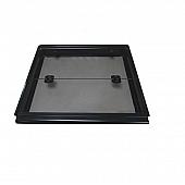 Dometic Bi-Fold Glass Stove Top Cover - 50112