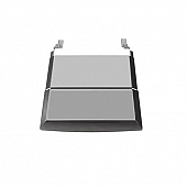 """Dometic Bi-Fold Stove Top Cover - Stainless Steel for 17""""/ 21"""" RV/ RA/ CV & CA Series - 54102"""