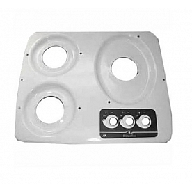 Dometic Stove Top Replacement For Wedgewood DV30 - White - 57115