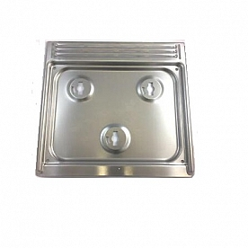 Dometic Stove Top Replacement Stainless - for Wedgewood 1733/ 2133/ 33 Ranges - 52754