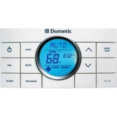 Dometic Digital Comfort Thermostat - White for Airstream A/C and Furnace 690323-44