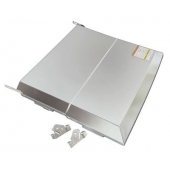 Stove Bi-Fold Cover for Atwood Dometic Stoves Stainless Steel 690631-03