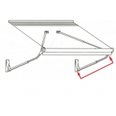 Complete Main Arm with Motor Assembly Front - 27001F