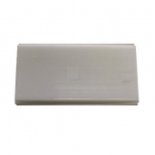 "Motorhome Light Cover Plastic 12-1/8"" x 6-3/8"" 500960-732"