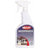ProPack BEST Waterproofer Water Repellent Spray Bottle - 32 Ounce - 63032