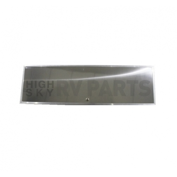 Rear Aluminum Hatch Door new for 1964-1968 Airstream (Do not use for 1967) - 106833-2
