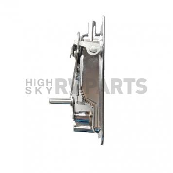 Chrome Lock Set for Airstream Entry Door RH 381547-09-2