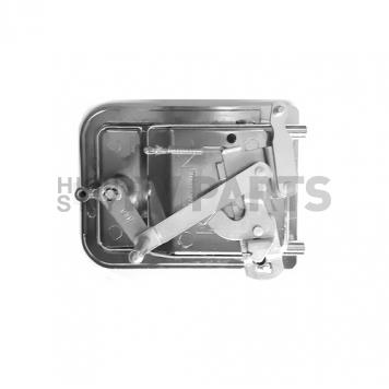 Chrome Lock Set for Airstream Entry Door RH 381547-09-1