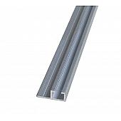 Wall Curtain Track Aluminum G-Tab 101225
