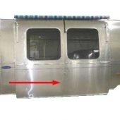 Exterior Panel Lower Slide Out 115024-02
