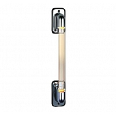 Grab Handle Clear Straight Lighted 200655