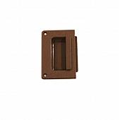Finger Pull Cabinet Door Lite Brown 201427