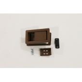 Cabinet Latch Brown 200144