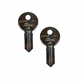 Key Blank #1041H for Thetford Water Fill  (Pack of 2) 682412