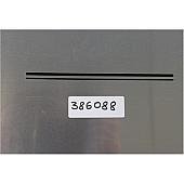 "Airstream 5/16"" Decal Stripe Black 386088"