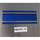 "Airstream Decal 2-3/4"" Airstream Safari 385964-01"