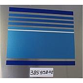"Airstream Decal 6.5"" Main  Stripe, (priced per ln. ft.) 385958-02"