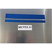 Airstream Decal Stripe Blue 385958-01