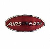 "Airstream Medallion 3"" Burgundy  386064-01"