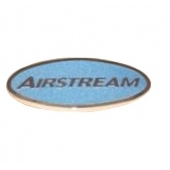 "Airstream Medallion 3"" Lite Blue  386064-02"