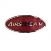 Airstream Medallion Burgundy 386063-01