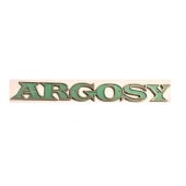Argosy Minuet Side Cast Emblem 106388 NLA