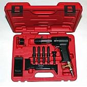 Deluxe Box Rivet Gun and Bucking Bars Kit 120268