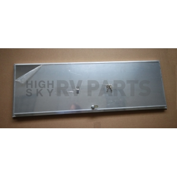 Rear Aluminum Hatch Door new for 1964-1968 Airstream (Do not use for 1967) - 106833-2-2