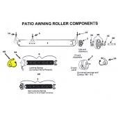 Z Spring Replacement Lever Kit 20121S