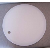 """Sink Cover Round 17.75"""" White 203483"""