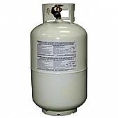 LP Gas Bottle 30 Lb. Steel 601710-01