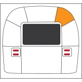 Rear Upper Middle Curbside Segment 114890