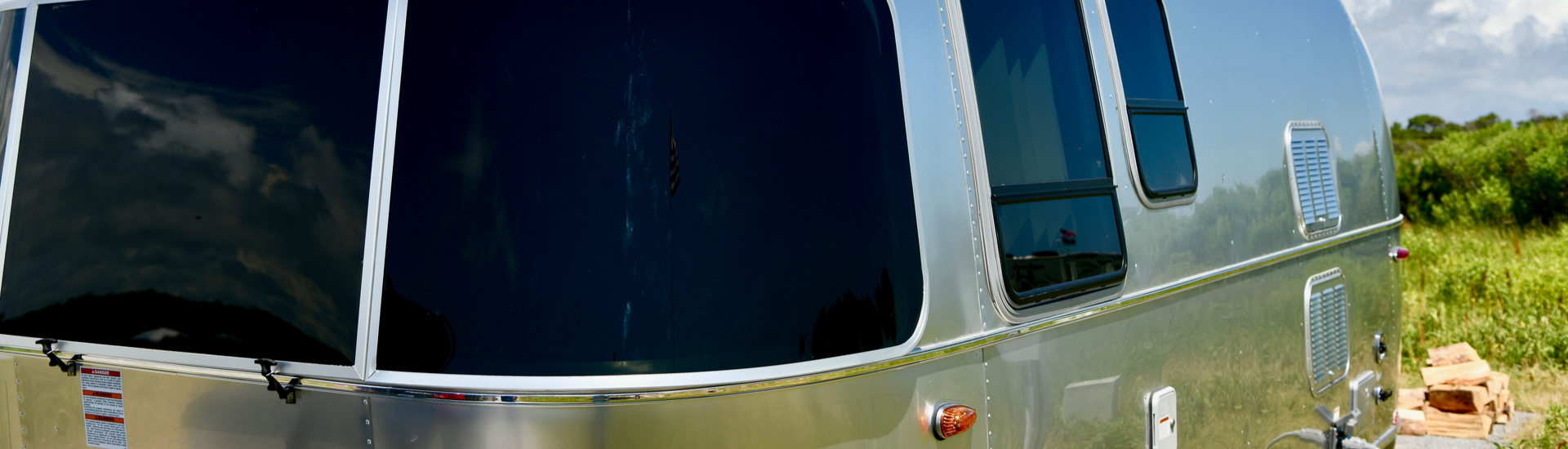 Airstream Rock Guards
