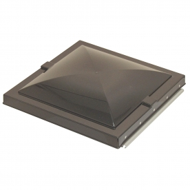 Roof Vent Lid Replacement For Hengs/ Elixir Old Style Series 20000 Smoke 90085-C1
