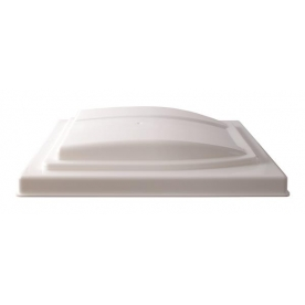 RV Designer Roof Vent Lid For Ventline Prior to 2008 and Elixir Starting 1994 Vents White V206