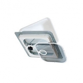 Airstream Roof Vent Assembly with Power Lift 381541-12