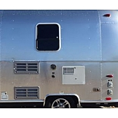 Window Side Vented with Silver Trim 371381-02-S