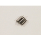 66 to 68 Airstream Window Glass Clip Stainless Steel NLA