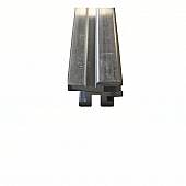 Glass Holder Single Extrusion for 1968 Airstream Window 105042
