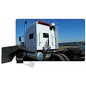 Winegard Satellite TV Antenna Rear Cab Mount for Semi-Truck - MT-SM10