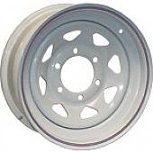Americana Tire and Wheel Trailer Wheel 20421