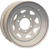 Americana Tire and Wheel Trailer Wheel 20740