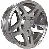 Americana Tire and Wheel Trailer Wheel 22658